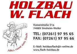 Holzbau W. Flach, Weiler